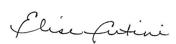 elise signature