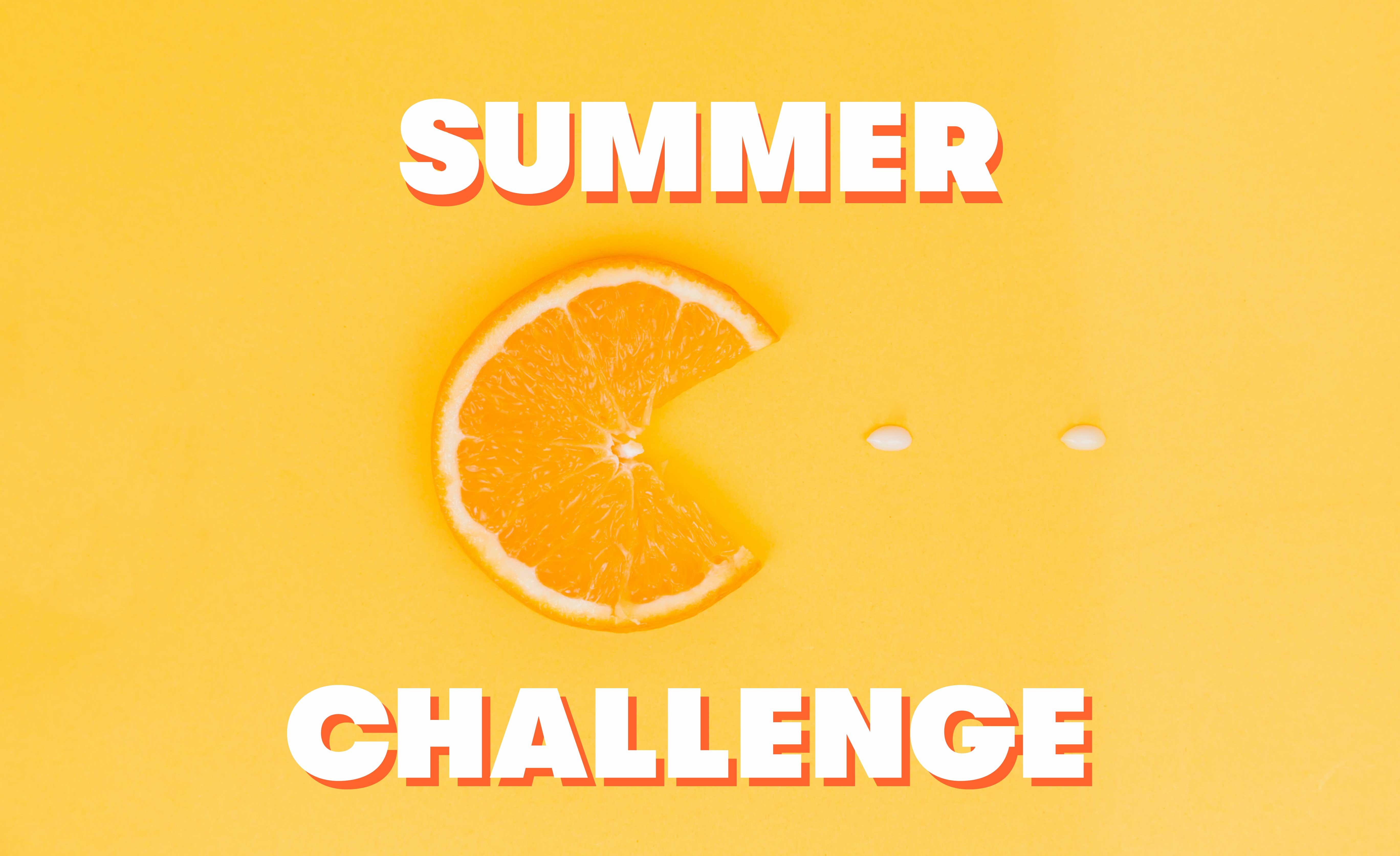 2021 Summer Challenge Hero Image