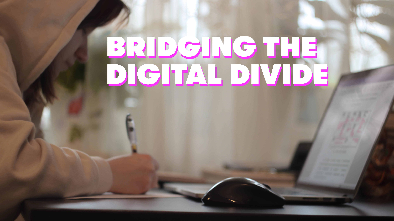 Digital Divide Hero Image