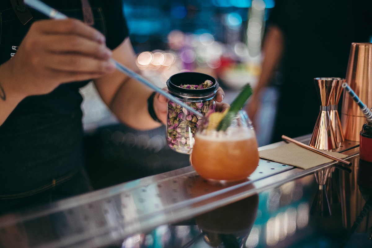 Mix Masters Cocktail