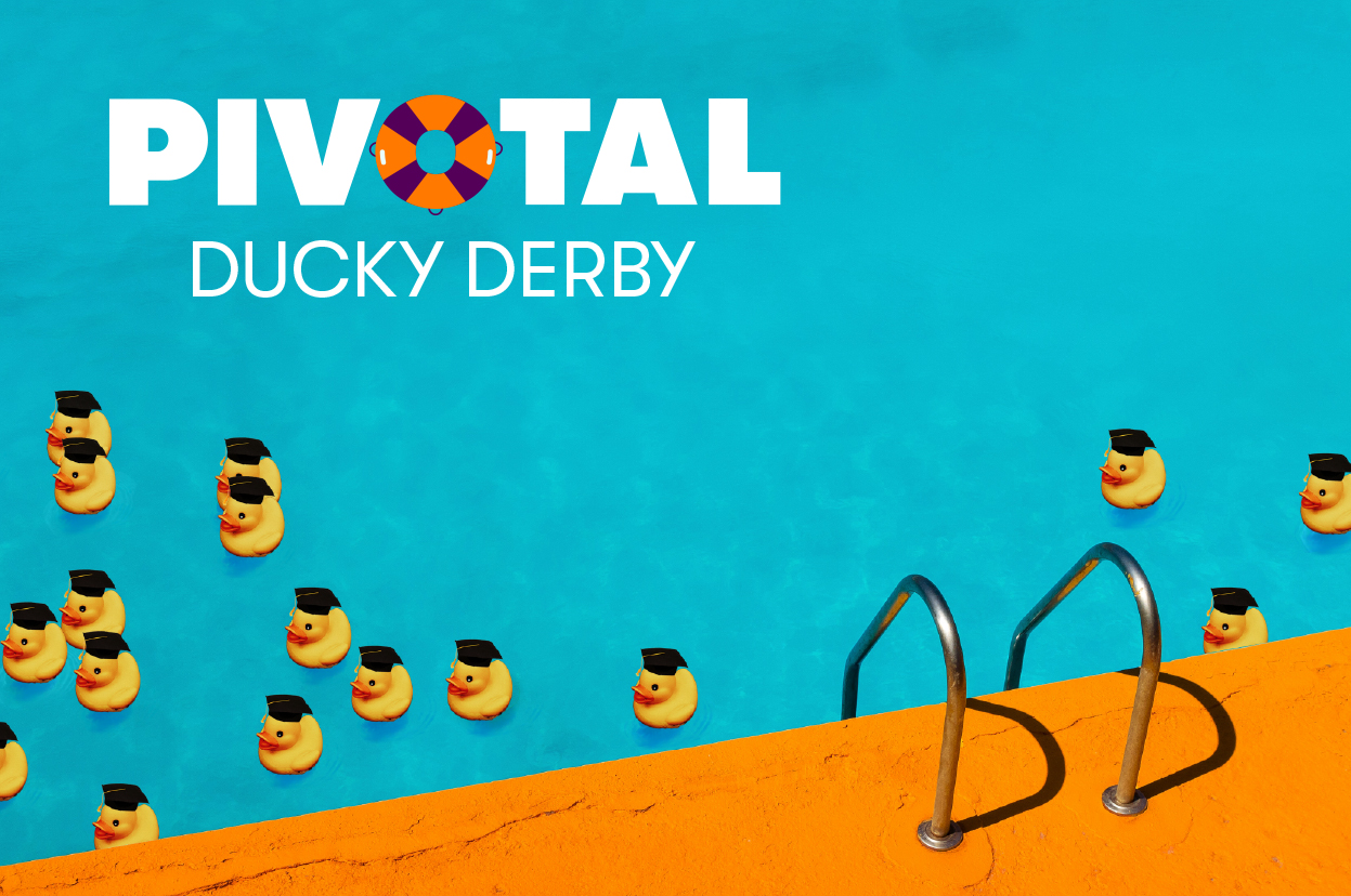 Pivotal Ducky Derby for Get Involved Page